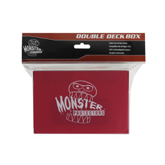 Monster Protectors Double Deck Box - Pink